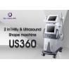 China Easy To Use Fat Loss Hifu Cellulite Reduction Hifu Focused Ultrasound Liposonix Machine wholesale