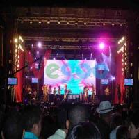 Buy cheap Indoor Full Color 3.91mm Stage Background Led Display Big Screen 1000cd/㎡ from wholesalers