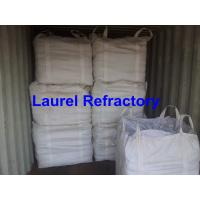 China Steel Fiber Strengthened Unshaped Refractory Castable In Furnace wholesale