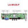 China LA.MV29.P TV Controller Board LA.MV29.P with VGA/HDMI/AV/USB/TV wholesale
