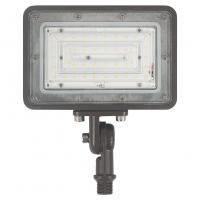 Residential 20W Outdoor Led Security Flood Lights , Ultra Thin Led Flood Light 2500 Lumens