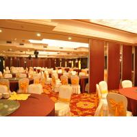 China Sliding Door , Movable Partition Wall , VIP Wooden Partition Door wholesale