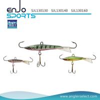 China Angler Select 3cm Sinking Minnow Jigging Fsihing Lure with Vmc Treble Hooks (SJL130130) wholesale