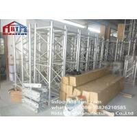 China Used Portable Stage Aluminum Light Truss For Exhibition Booth Customized Size wholesale