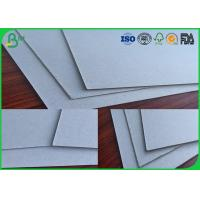 China Wholesale 1mm thick paper duplex board duplex board grey back on sale