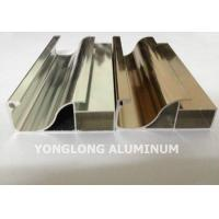 China 6m Normal Length Polished Aluminium Profile Environmental Protection wholesale