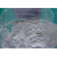 China Natrural Raw Powder Muscle Gain Steroid Testosterone Cypionate  CAS: 58-20-8 On Sale wholesale