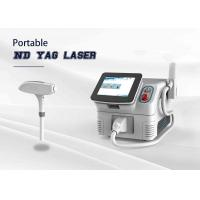China Portable Laser Tattoo Removal Machine 532nm 1064nm 1320nm Carbon Peeling Device wholesale