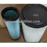 China High Quality Air Filter For Doosan 400401-00091 400401-00090 wholesale