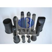 China Refractory SiSiC Material SiSiC / RBSiC Burner Nozzle For Self Regenerative Burner wholesale