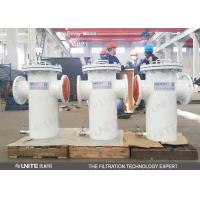 China Industry bucket Pipeline Strainer  filter for water treatment pre filtration wholesale
