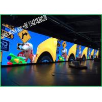 China Slim High Definition P3.91 Stage LED Screen Display Rental For Concerts wholesale