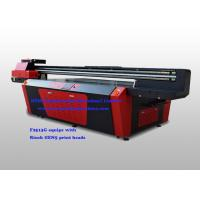 China CE Flatbed UV printer  Wide Format 2500 x 1300 mm With Ricoh GEN5 Print Head wholesale