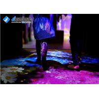 China Multiplayer Interactive Floor Projector Children Game for Amusement Park wholesale