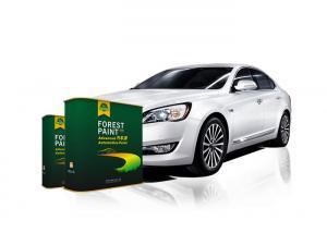 China Standard 1K Basecoat Metallic Pigment Pearl Automotive Paint wholesale