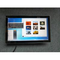China Wall Mount Type Touch Screen Digital Picture Frame 15.6'' HD IPS PC With Dual Frequency WiFi wholesale