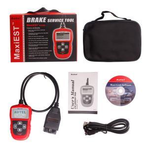 China Autel MaxiEST EST201 Brake Service Tool , Automotive Diagnostic Tools wholesale