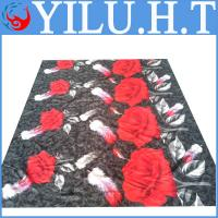 China wholesale fitted indian handmade printed bedspreads bedsheets wholesale