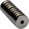 China N35 neodymium magnets ring shaped magnet wholesale