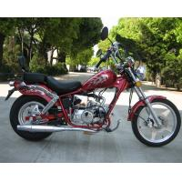 China 50cc High Powered Motorcycles With 2 Seats Air Cooled International Gear 4 Speed on sale