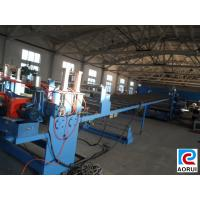 China PP / PE Packaging Plastic Sheet Extrusion Line , PP Sheet Decorate Extruder on sale