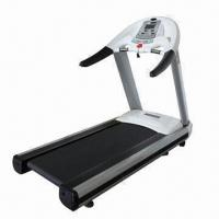 China Cardiovascular Equipment/Commercial Treadmills with 5hp/AC Motor wholesale