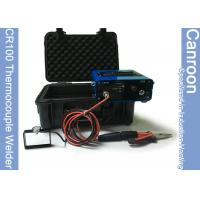 Buy cheap 12 Vdc Electric Fast Small Spot Welder For Thermocouple / Fine Wire from wholesalers