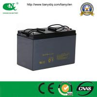 China 12V110ah Gel Lead Acid Storage Battery OEM Factory From China wholesale