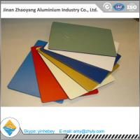 China RAL Color Coated Aluminium Alloy Sheet wholesale