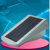China Solar human body induction lamp indoor and outdoor garden wall lamp integrated solar light wholesale