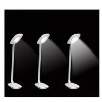 China Free Standing Foldable Dimmable USB LED Desk Lamps 12 V / 1A 35000H wholesale
