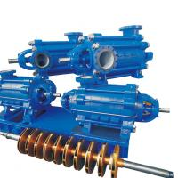 China High Pressure Horizontal Multistage Centrifugal Pump Single Suction Low Noise wholesale