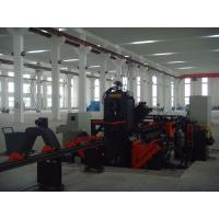 China CNC angle drilling line with marking JNC2532 for power transmission tower wholesale