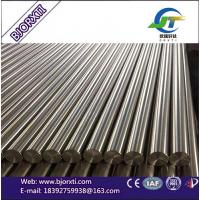China Gr5 TC4 Medical Titanium rods bar ASTM F136 For Bone nail  for sale on sale