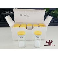 China CAS 121062-08-6 Melanotan 2 Tanning Injections , Solid MT2 Peptides For Skin Care wholesale