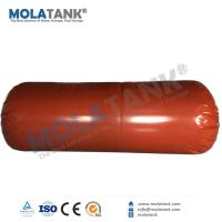 China Molatank Mobile Flexible Red Mud PVC Gas Weekly Storage Bag Tank for natural gas, biogas, LPG wholesale