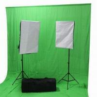 Buy cheap Muslin Background Backdrop Chromakey Background Studio, Available in Blue/Black from wholesalers