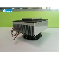 Buy cheap Thermoelectric Cold Peltier Plate Cooler Air To Plate 250 24VDC from wholesalers