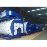 China Best Price 4 Ton Industrial Gas Diesel Oil Fired Steam Boiler For Textile Industry wholesale