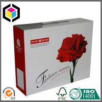 China New Design Recyclable Printed Paper Packaging Box; Corrugated Paper Box wholesale