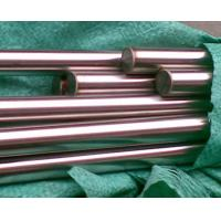 China Bright Black Surface Inconel Round Bar ASTM B166 B472 Alloy 600 UNS N06600 DIN 2.4816 wholesale