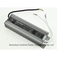 China 10A 5A 120W Waterproof LED Diver Ribbon Strip Switching Power Supply 12V DC 24V DC for LED Advertising wholesale