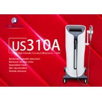 China Non Invasive Hifu Facelift Machine Face Wrinkle Remover Machine 4.0 MHz wholesale