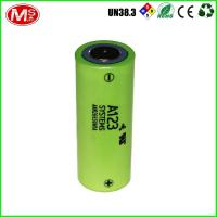 China LiFePO4 26650 Lithium Battery Cells , A123 Cylinder Lithium Ion Battery For Mouse wholesale