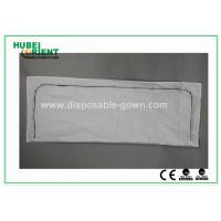 Buy cheap White Polypropylene / PVC Dead Disposable Body Bags For Hospital , Light Weight from wholesalers