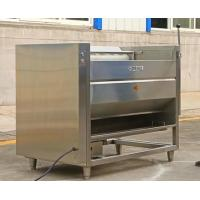 China 2016 Chinese factory manufacturer food industrial fruit and vegetable washer wholesale