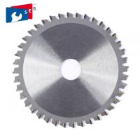 Quality Economic TCT Saw Blade 40T Teeth , Wood Saw Blade 1.5 Mm Body Thickness for sale