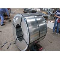 China 35MM Zero Spangle HDG Hot Rolled Coil Steel Roll wholesale