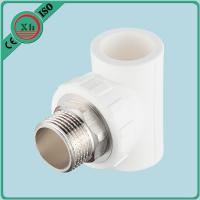 China Hexagonal Threaded Brass Pipe Fittings Fusion Welding High Insulation wholesale