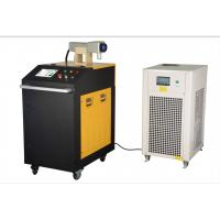 China 100W 1064nm Light Weight Laser Cleaning Equipment High-speed Scanning on sale